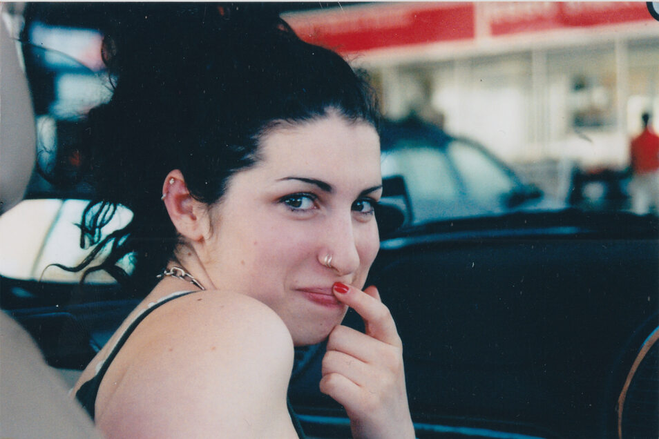 Eine Jahrhundertstimme, die nur 27 Jahre alt wurde. Amy Winehouse als Teenie.