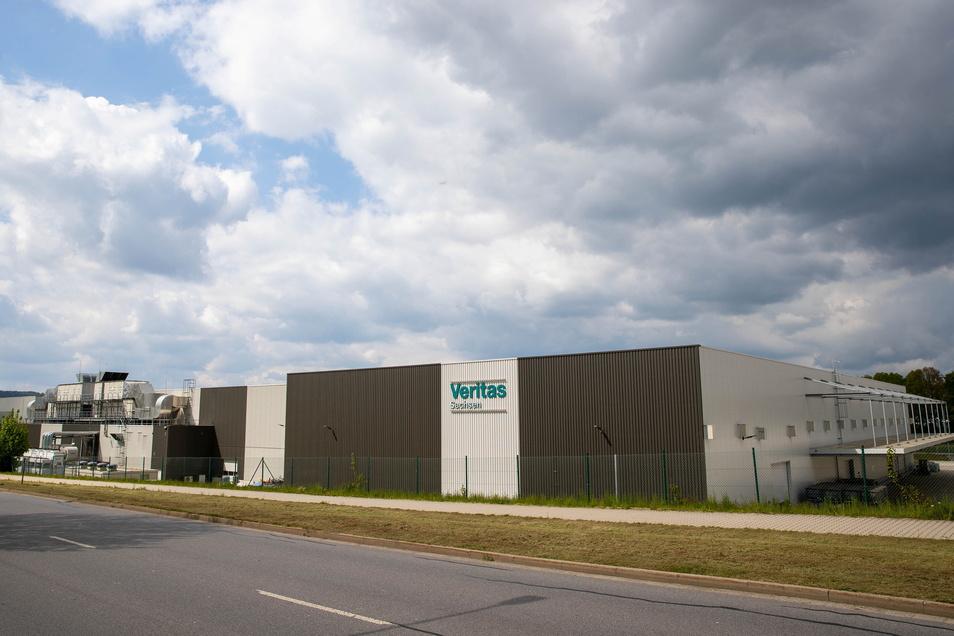 Gerettet: Der amerikanische Konzern hat alle Veritas-Standorte gekauft, darunter auch die in Neustadt und Polenz.