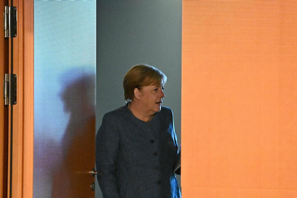 """""""Zeit, ein neues Kapitel aufzuschlagen"""": Bundeskanzlerin Angela Merkel will sich nach ihrer vierten Amtszeit aus der Politik zurückziehen."""