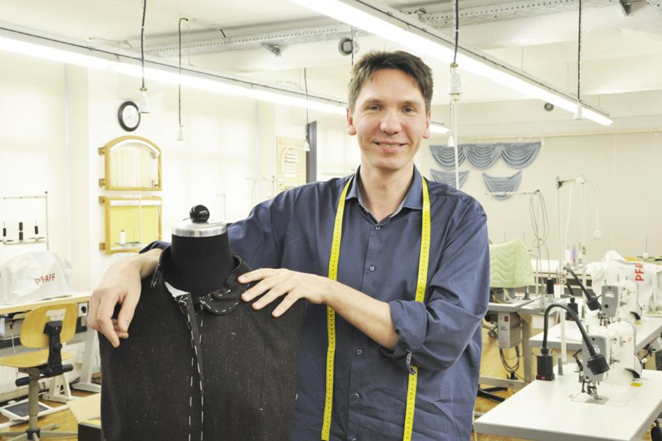 Michael Slezak hat mit Mitte 30 noch einmal einen neuen Beruf erlernt.