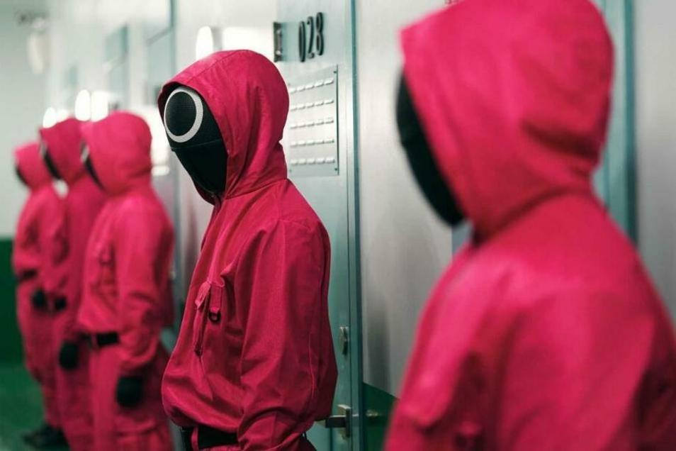 """Derzeit sei die südkoreanische Dramaserie """"Squid Game"""" auf dem Vormarsch."""