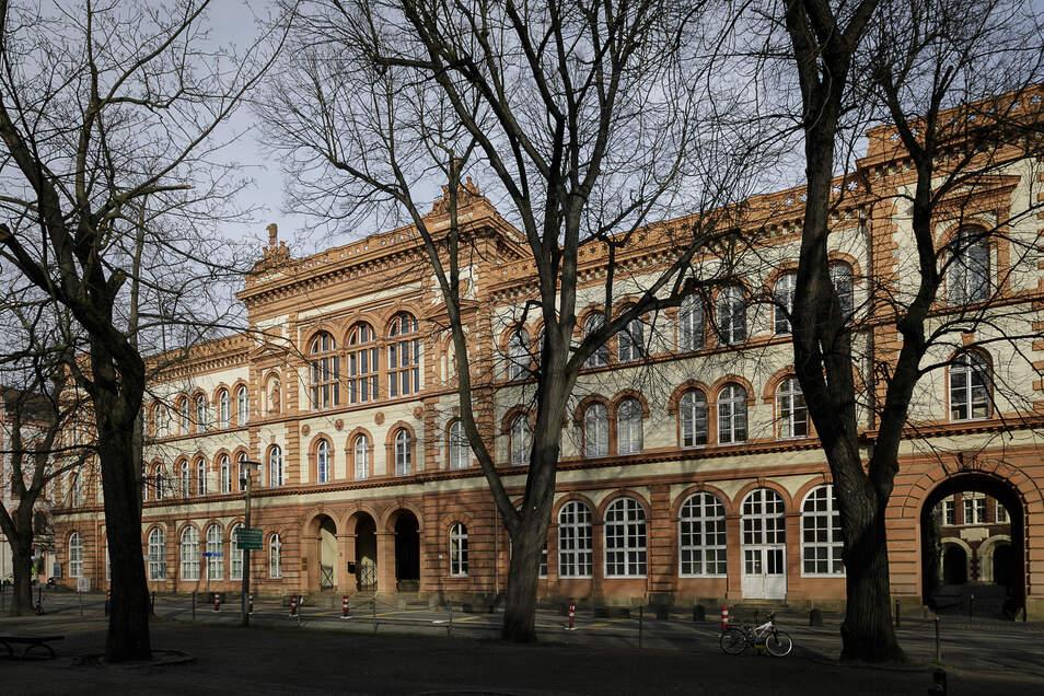 Die Oberschule Innenstadt in Görlitz.