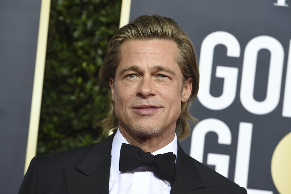Brad Pitt wurde als bester Nebendarsteller ausgezeichnet.