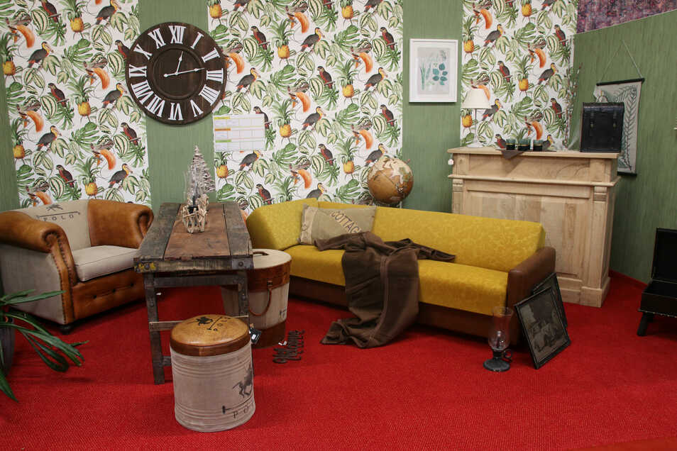 Warum immer neu kaufen, wenn man auch alte Möbelstücke recyceln kann? Und zwar zu einem Unikat!