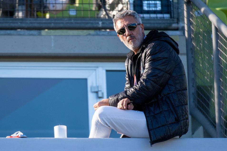 Hasan Kivran wollte sich als Investor bei Türkgücü München zurückziehen, entschied sich dann aber doch, den Klub weiter finanziell zu unterstützen.