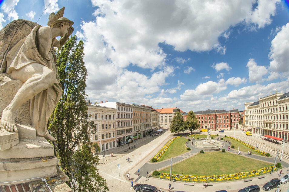 Beste Aussichten auf Sommerwetter diese Woche in Görlitz.