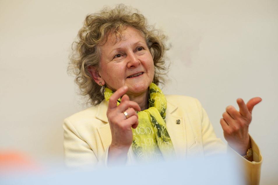 Gisela Pallas geht nach zwölf Jahren als Bürgermeisterin von Demitz-Thumitz zum Monatsende in den Ruhestand.