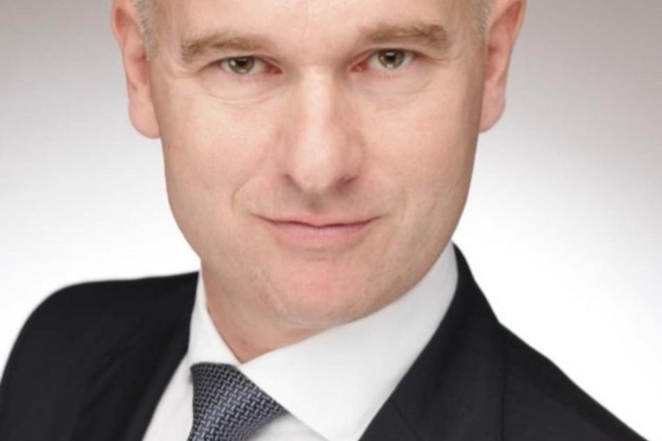 Marcus Polle, der Kaufmännische Direktor des Städtischen Klinikums Dresden, verlässt die Stadt.
