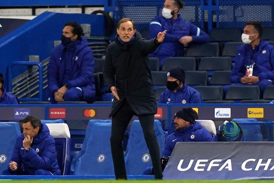 Der FC Chelsea um den deutschen Trainer Thomas Tuchel hat das Finale der Champions League erreicht und trifft auf Manchester City.