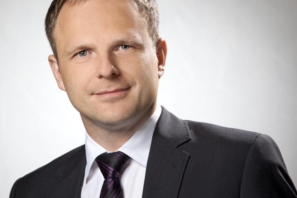 Mike Hennig leitet ab sofort gemeinsam mit André Freidler die Geschäfte der Teigwaren Riesa.