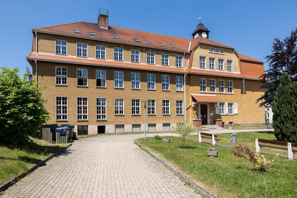 Die Oberschule in Schmiedeberg steht vor einer Erweiterung.