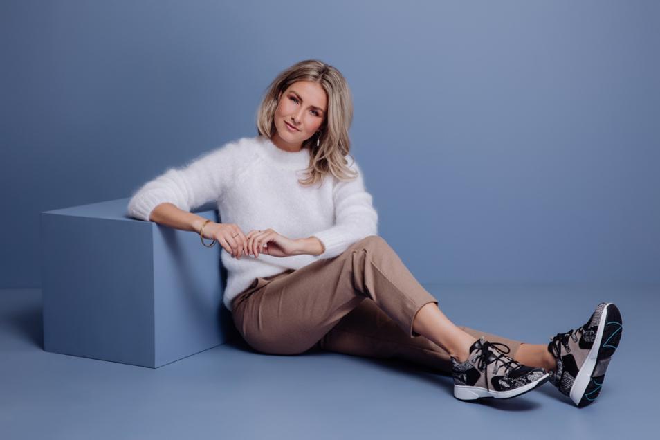 Komfort und modischer Chic vereinen sich in den Schuhen der Marke Xsensible.