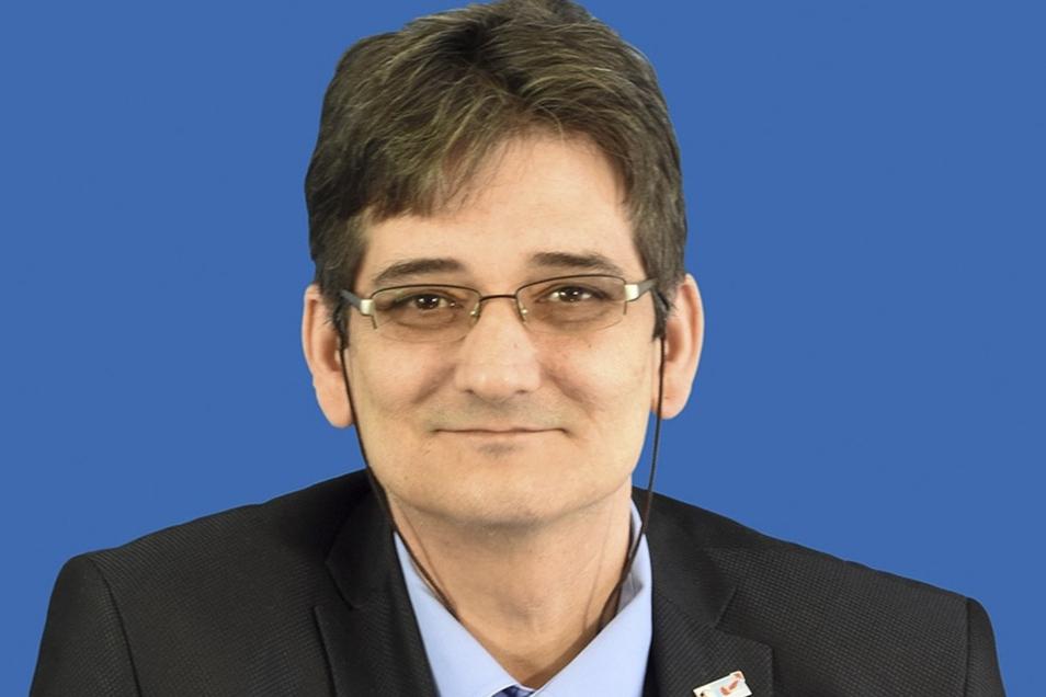 AfD-Kandidat Thomas Prinz.
