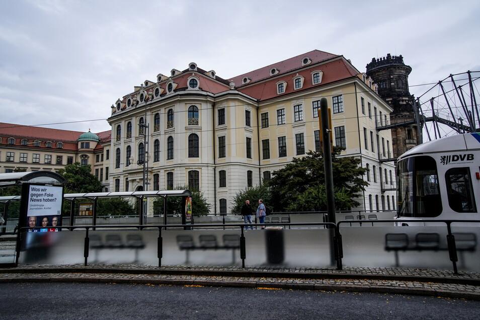 Das Stadtmuseum an der Wilsdruffer Straße zeigt derzeit die Geschichte jüdischen Lebens in Dresden.