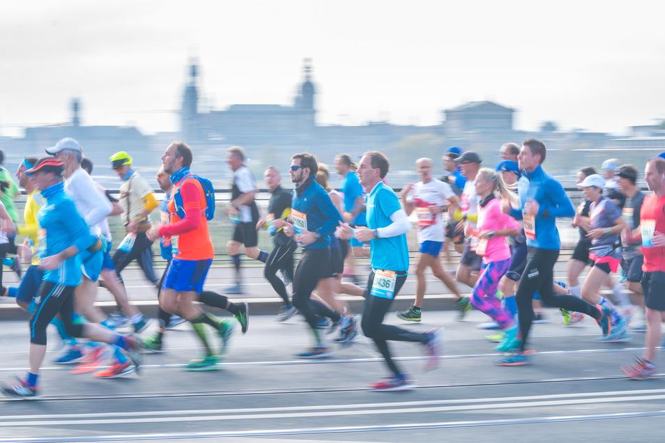 Der Dresden-Marathon. An diesem Sonntag wäre er gewesen.