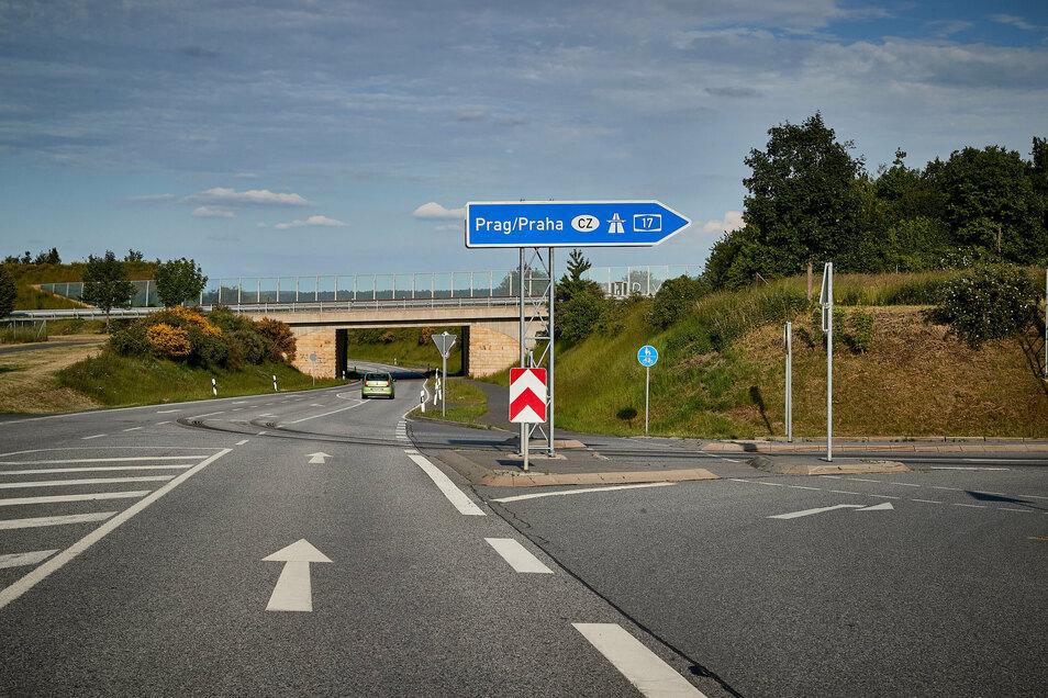 Auch in Richtung Prag gibt es die nächsten Wochen Einschränkungen.
