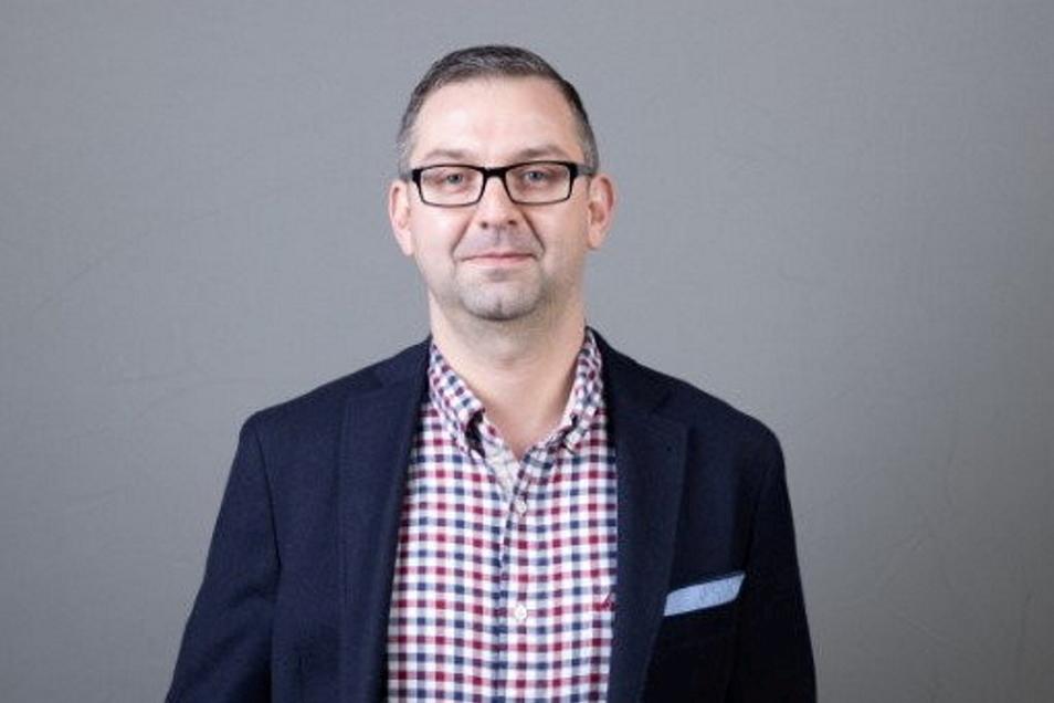 Jens Hentschel-Thöricht wird auch die kommenden zwei Jahre die Geschicke des Ortsverbandes leiten.