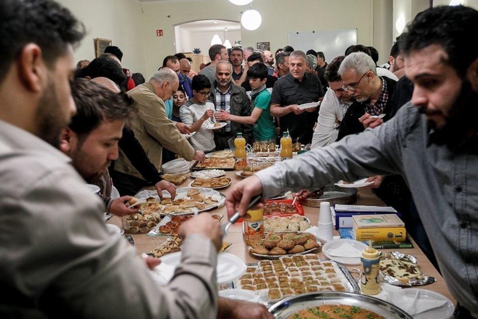 Viele Gäste kamen zur Eröffnung am Mittwochabend.