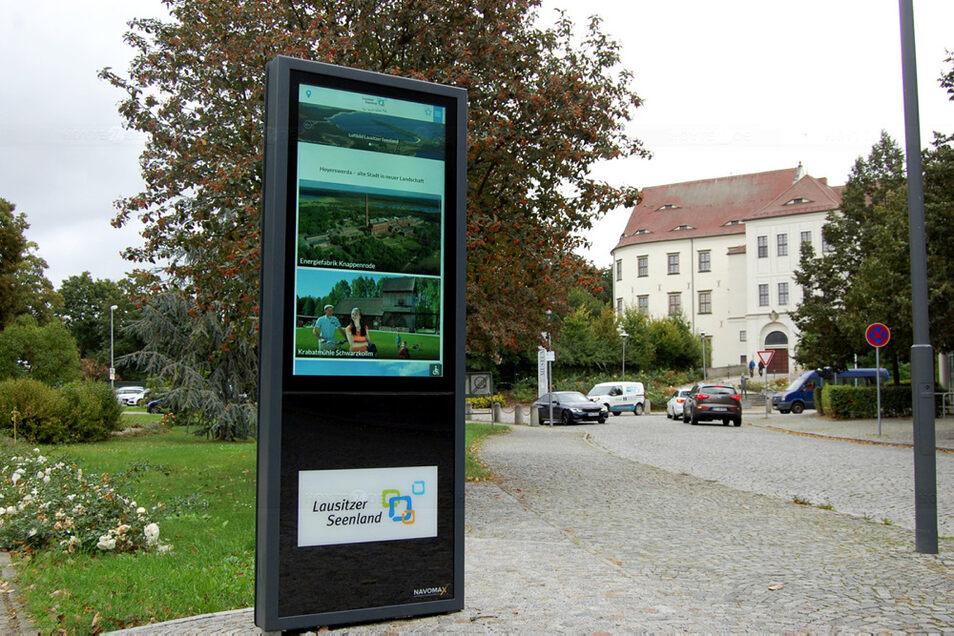 Hier können Angebote im Lausitzer Seenland entdeckt werden.