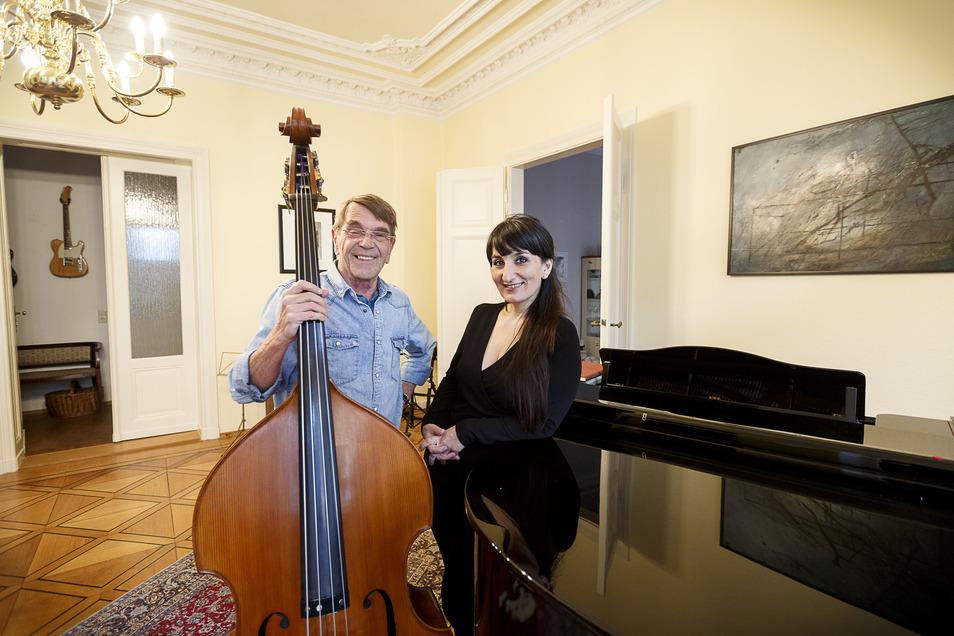 Eleni Ioannidou hat eine 300 Jahre alte Oper wiederentdeckt. Gemeinsam mit Heinz Müller hat sie jetzt einen Brief an den Ministerpräsidenten geschriebenn
