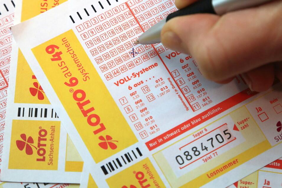 Lottospielen hat sich für einen Spieler aus dem Kreis Görlitz gelohnt.