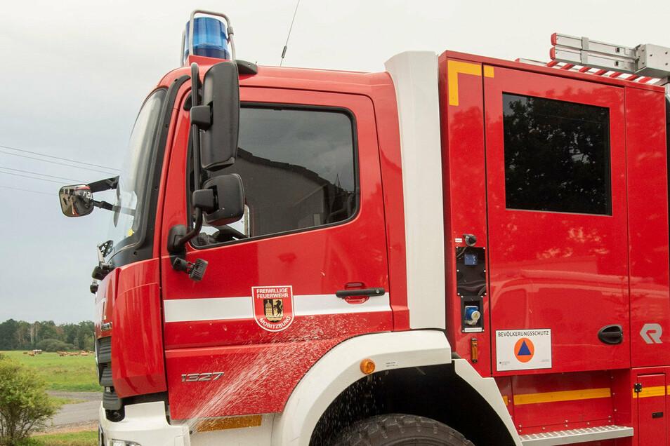 Die Umsetzungspläne für das neue Katastrophenschutz-Fahrzeug in Steinbach hatten für Aufregung gesorgt. Jetzt ist das Problem geklärt.
