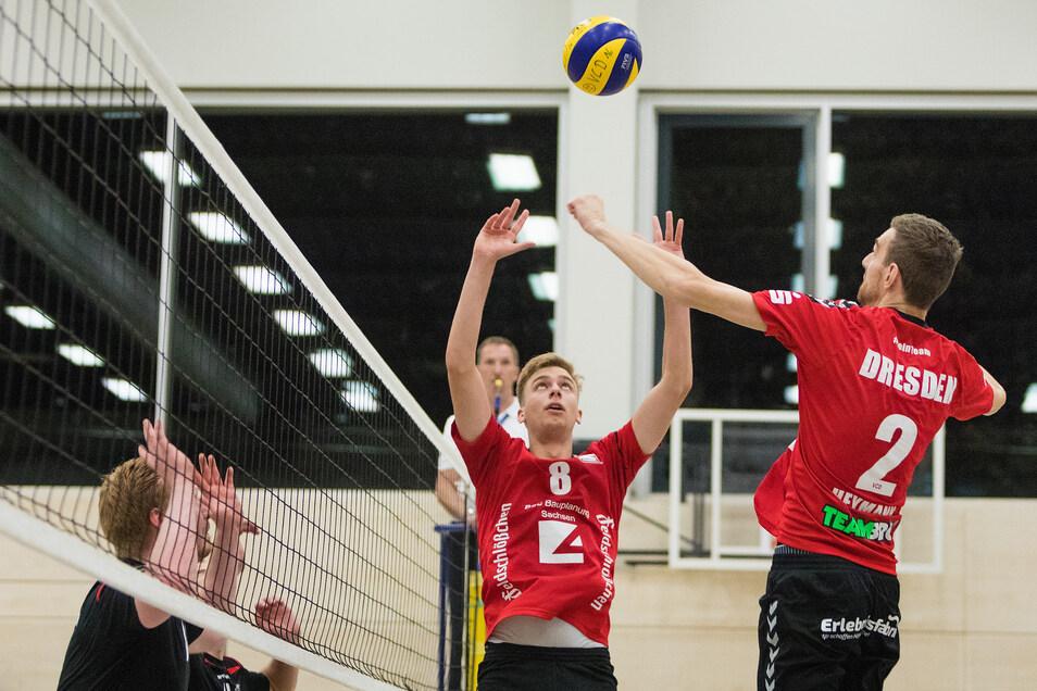 Der VC Dresden darf dank Ausnahmegenehmigung schon wieder trainieren. Doch in diesen Genuss sollen bald auch wieder Amateur- und Freizeitsportler kommen.