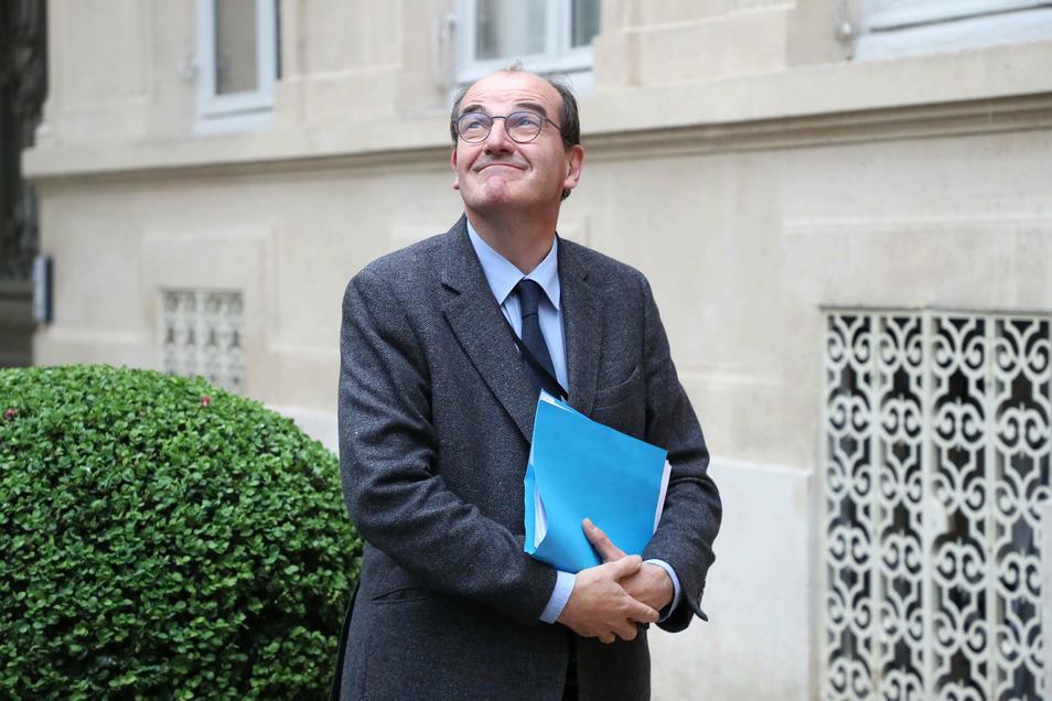 Jean Castex ist neuer Premierminister von Frankreich.