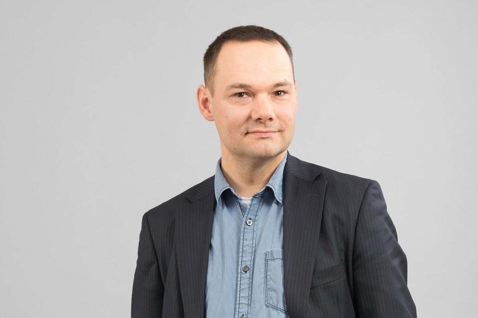 Mirko Heyne wollte mal Schauspieler werden, zog es aber vor, Uhrmacher zu werden. Jetzt ist der 44-Jährige Chefkonstrukteur beim Uhrenhersteller Nomos Glashütte.