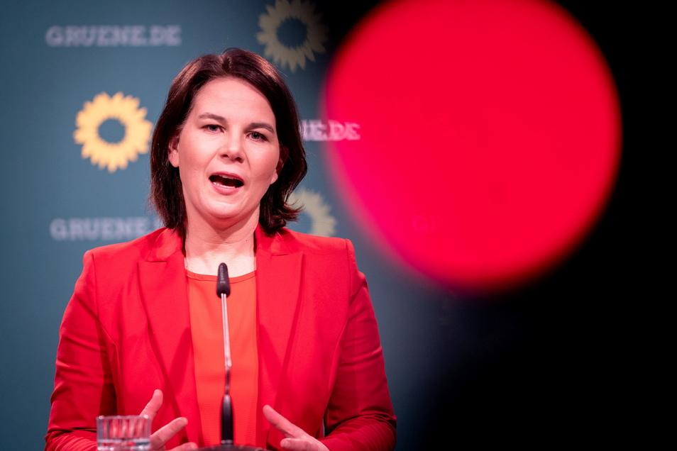 Die Grünen haben entschieden: Annalena Baerbock soll den Bundestagswahlkampf anführen.