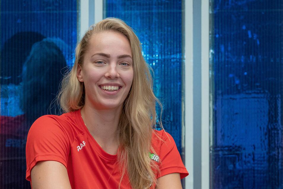 Laura de Zwart spielt nicht mehr für den DSC.