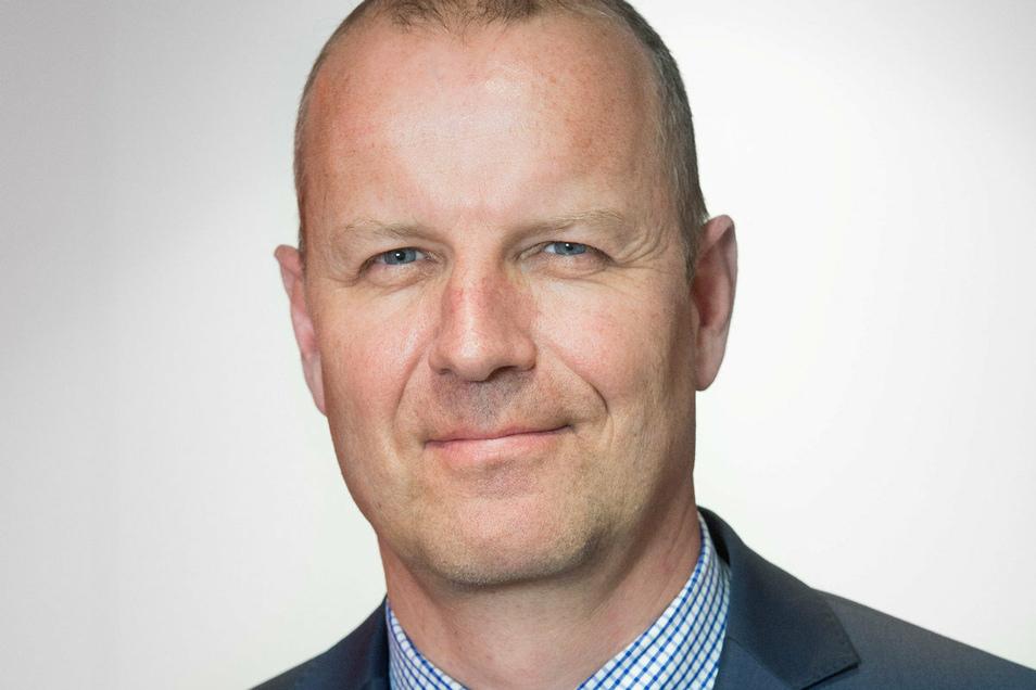 Franz Linder wird neuer Geschäftsführer von Union in Glashütte.