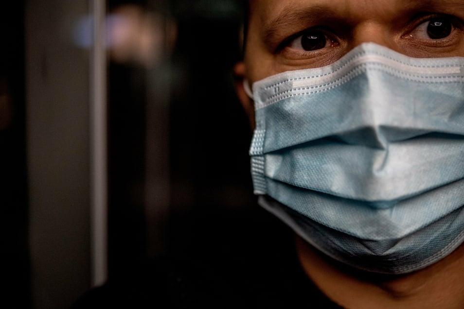 Das Tragen eines Mund-Nasen-Schutzes birgt keine gesundheitlichen Risiken.