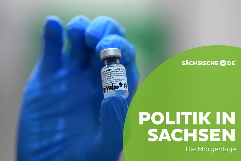 In Großbritannien und anderen Ländern werden die Impfdosen von Biontech/Pfizer bereits verabreicht.
