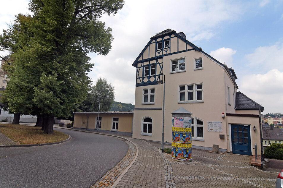 Die Räume des früheren Kulturzentrums an der Gartenstraße sind als Alternative ins Gespräch gebracht worden.