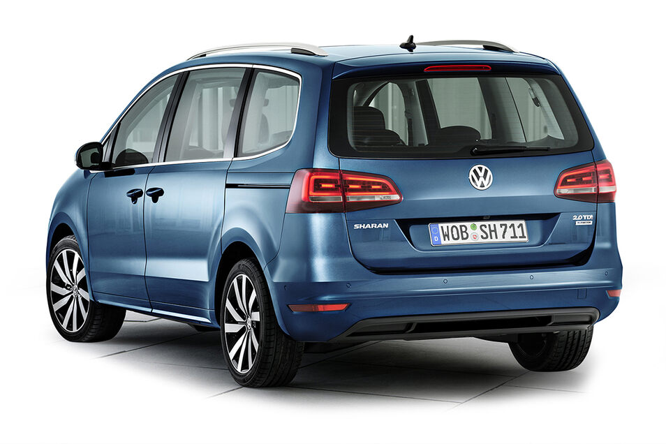 Auch VW hat Mängelriesen: Laut Tüv stellt der Sharan bei den vier- bis fünfjährigen Gebrauchten mit einer Mängelquote von 20,3 Prozent einen Negativrekord auf. Ärger gab's vor allem mit Achsaufhängungen und Bremsen.