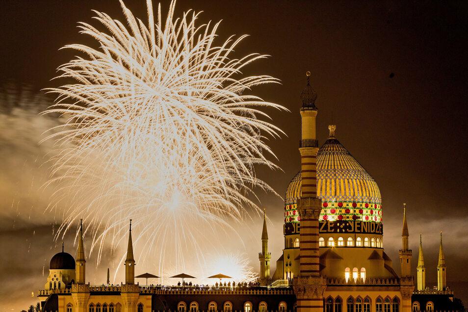 Seit Jahren gehören die Pyro Games fest in den Dresdner Veranstaltungskalender. Dieses Jahr muss das Event aber ausfallen.