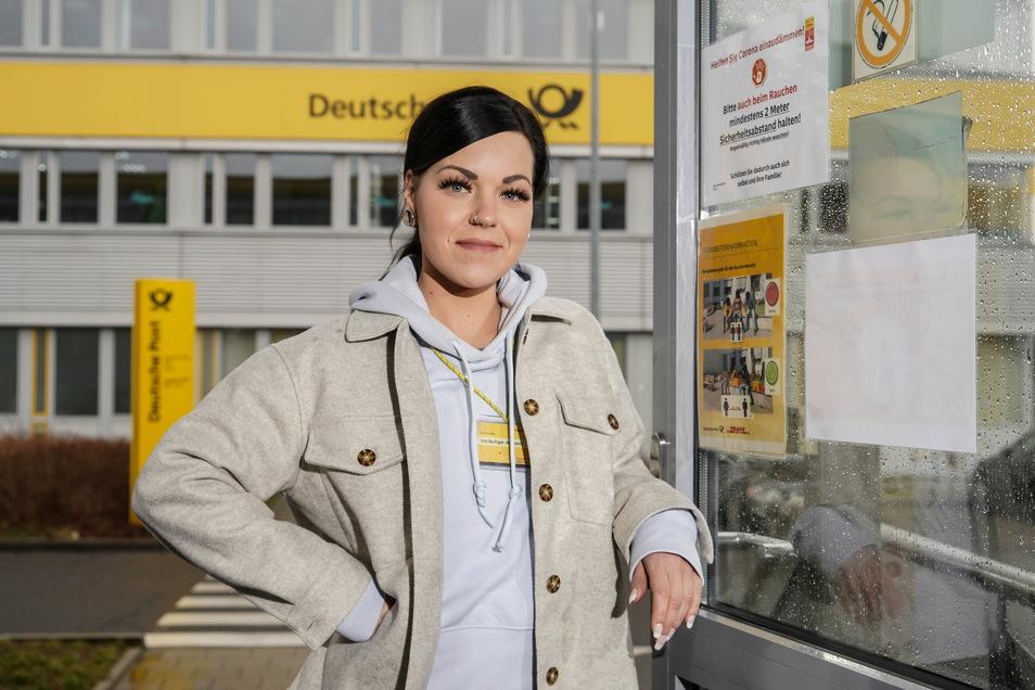 Wegen Corona musste Fitnesstrainerin Sally Bergmann in Kurzarbeit gehen. Die Post hingegen verzeichnet in der Pandemie einen enormen Zuwachs an Paketen - und suchte neue Mitarbeiter. So fand Sally Bergmann einen neuen Job.