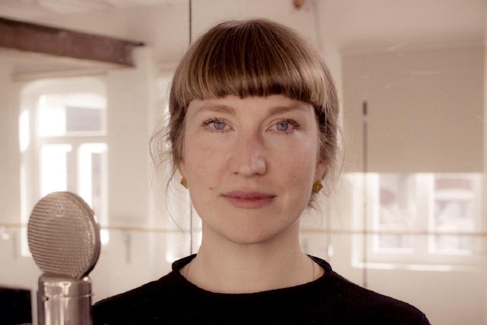 Henrike Therheyden arbeitet als Künstlerin unter dem Namen Kendike.