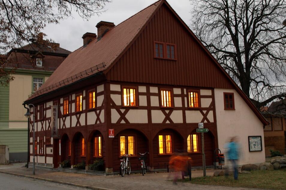 Das Raschkehaus soll sich in Zukunft als modernes Museum präsentieren. Dazu muss die Stadt erheblich investieren.