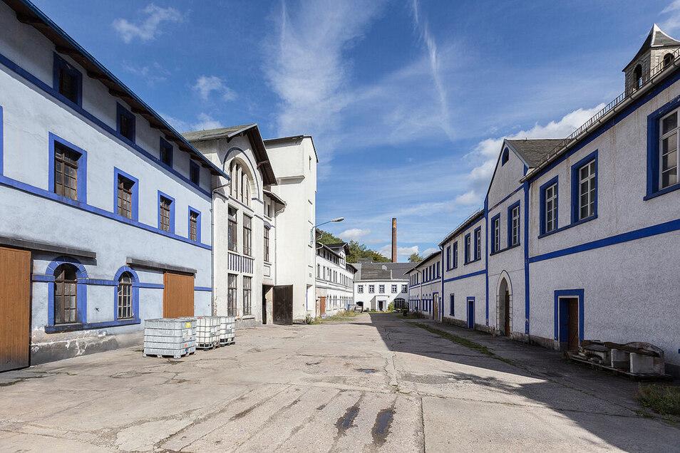 7. Blaufarbenwerk Schindlers Werk