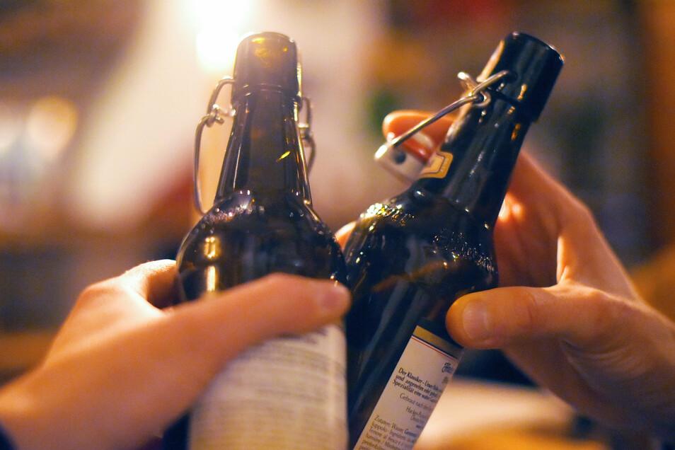 Wer Suchtprobleme hat, greift in der Region Döbeln nach wie vor am häufigsten zu Alkohol. Aber auch die Sucht nach Drogen ist Thema im Altkreis.