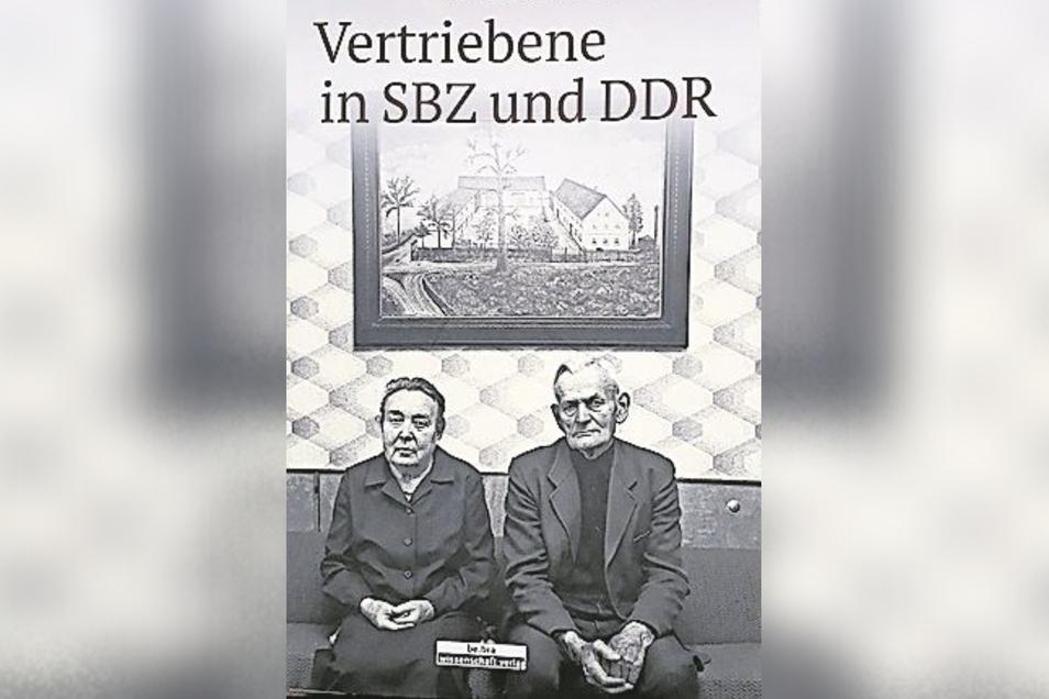 """Das Buch """"Vertriebene in SBZ und DDR"""" ist im be.bra Wissenschafts Verlag Berlin erschienen. Es kostet 24 Euro. ISBN: 978-3-95410-274-7 (im Buchhandel und über das Internet bestellbar)."""
