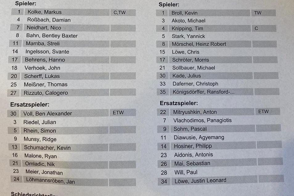 Ex-Dynamo Jonathan Meier sitzt bei Hansa zunächst auf der Bank.
