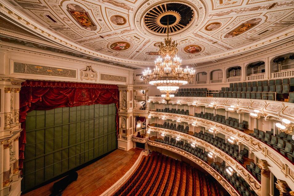 Mehr Geld für dieses Theater will eine neue Stiftung akquirieren.