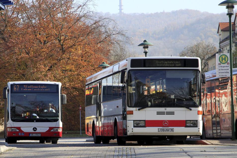 Busfahrer bekommen ab 2020 den von der Gewerkschaft geforderten Lohn.