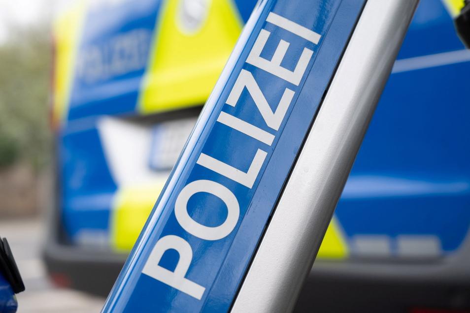 Die Dresdner Polizei ermittelt wegen einer rassistischen Beleidigung.