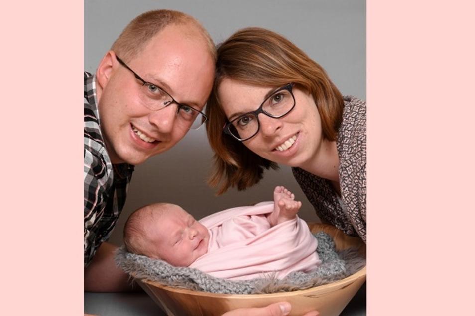Johanna Geboren am 6. Juli Geburtsort Kamenz Gewicht 3610 Gramm Größe 50 Zentimeter Eltern Nadine und Kay Samsa Wohnort Bischofswerda Foto: privat