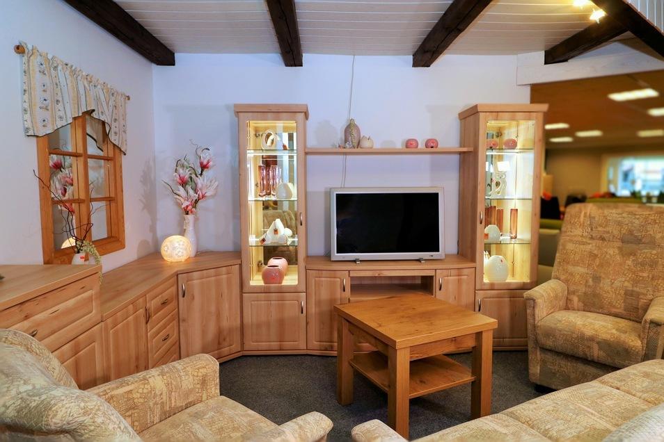 Das Einrichtungshaus Schimon stattet Wohnräume aus: Für jeden Geschmack ist etwas dabei.
