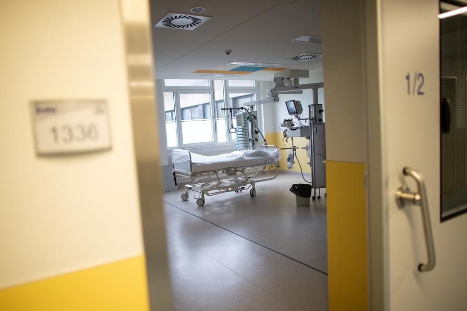 Die Zahl der Corona-Patienten in den Kliniken wird künftig die wichtigste Messlatte im Kampf gegen die Pandemie sein.